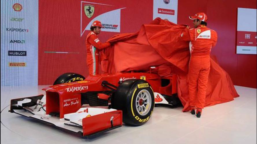 Ferrari: a inizio febbraio la presentazione della monoposto F1 2013