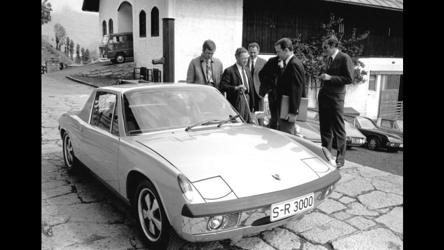 Quarant'anni di Volkswagen-Porsche