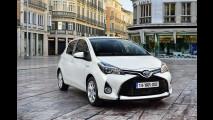 1. Toyota Yaris