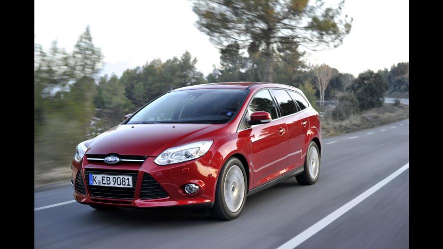 Ford Focus Wagon 1.0, contro ogni aspettativa