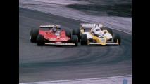 Gilles Villeneuve e Ferrari