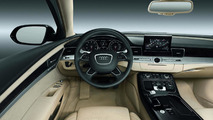 Audi A8 L High Security revealed