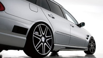 Wald SPORTS LINE Black Bison Edition based on Mercedes Benz W211 E-Class wagon with Germania G21 black polished wheels 18.05.2010