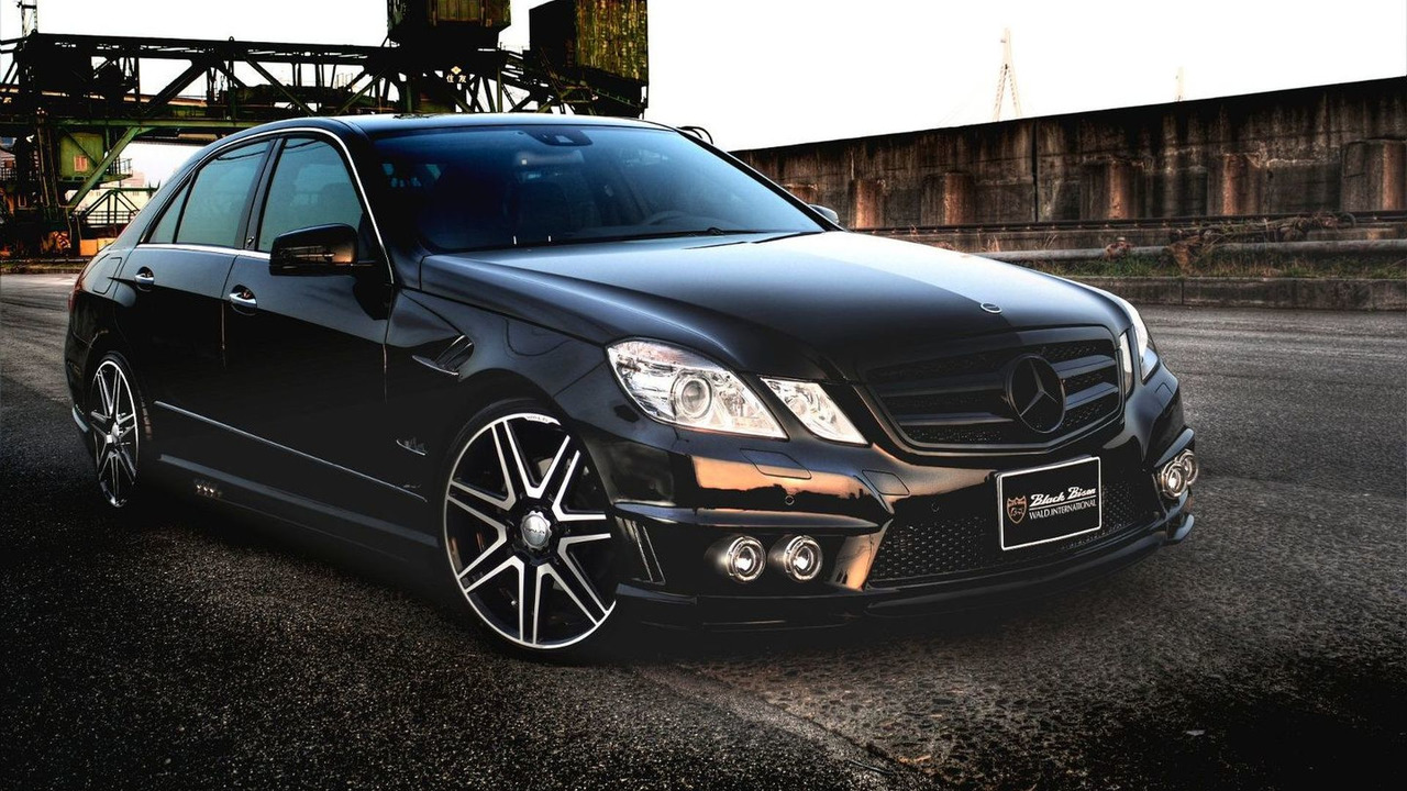 Wald SPORTS LINE Black Bison Edition based on Mercedes Benz W212 E-Class 12.03.2010