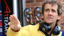 Alain Prost to be Bahrain GP steward