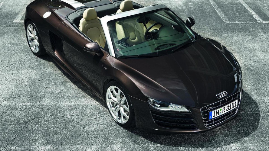 Audi A8 and R8 4.2 Spyder priced for US