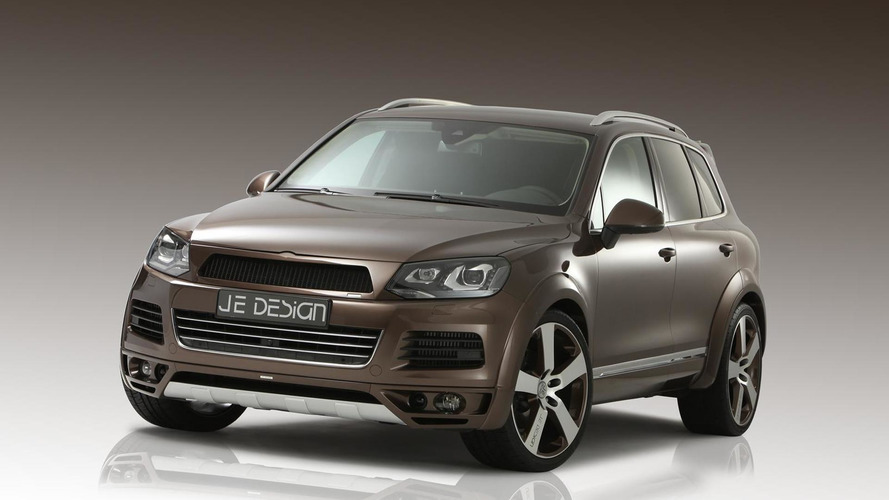 JE Design VW Touareg gets 410PS