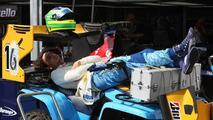 Davide Valsecchi (ITA), Durango - GP2 Championship 2008, Rd 5 & 6, 23.05.2008 Monte Carlo, Monaco