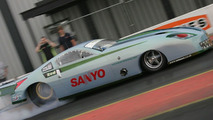 Nissan 350 Based Dragster with 1900bhp