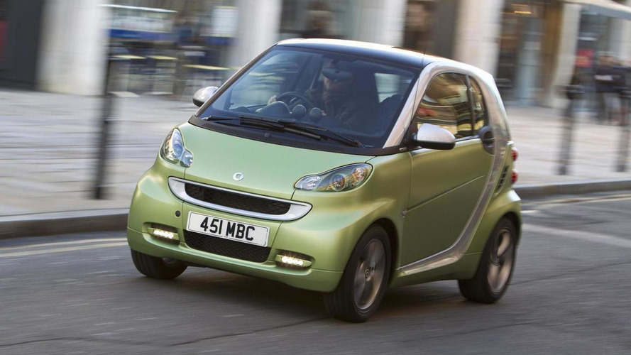 Smart ForTwo LightShine special edition announced (UK)
