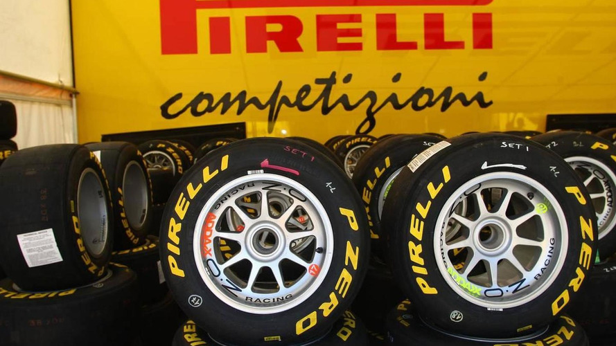 Pirelli tyres to make August test debut at Mugello