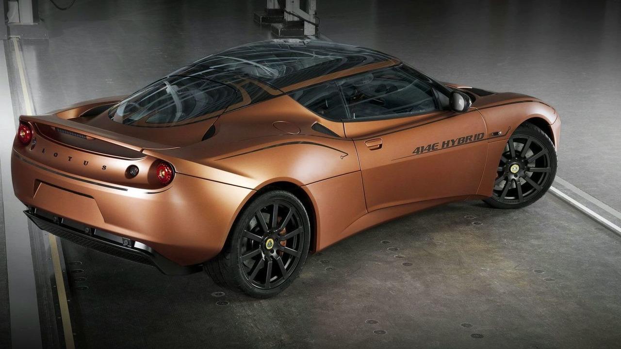 Lotus Evora 414E Hybrid 02.03.2010