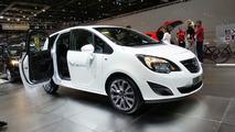2011 Opel Meriva live in Geneva 03.03.2010