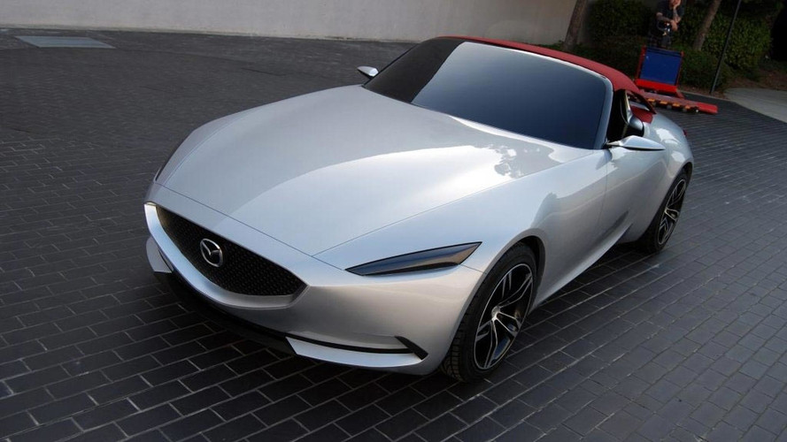 PHOTOS - La Mazda MX-5 aurait pu ressembler à ça !