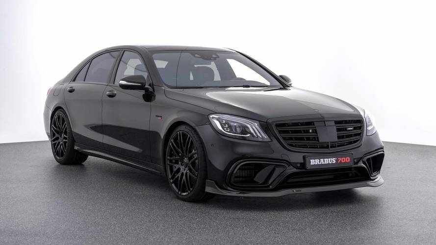 Brabus Mercedes-AMG S63, Maybach S650 Dialed Up To 700 And 900 HP