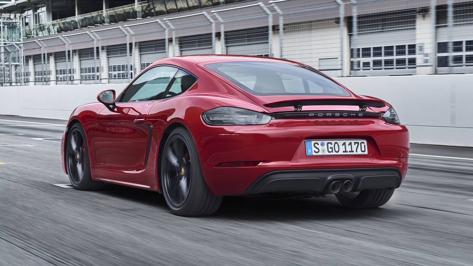 Vwvortex Com Porsche 718 Boxster Gts Amp 718 Cayman Gts