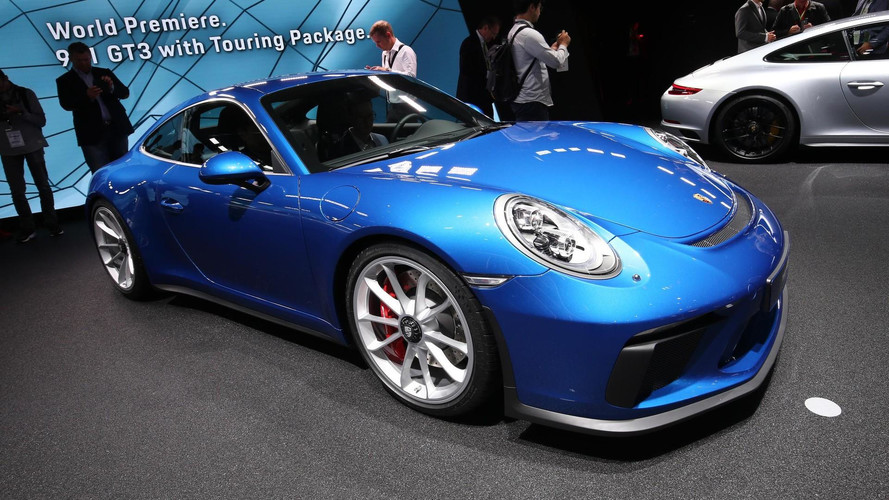 2018 Porsche 911 GT3 Touring Package Is An Enthusiast's Dream