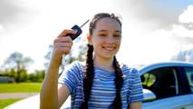 Youngsters aged from 10-17 can have a lesson in a Vauxhall Corsa with Young Driver