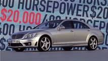 400-HP Cars