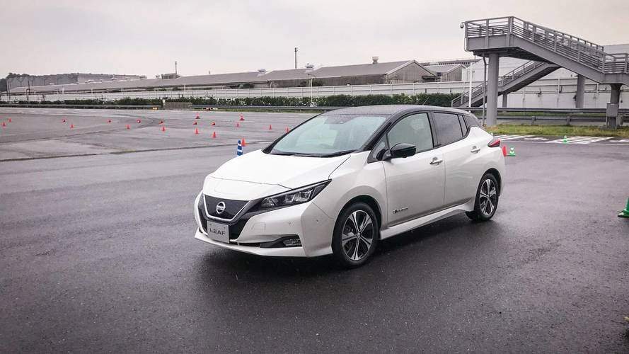 Nissan Leaf - Motor1 Brezilya Japonya Test Sürüşü