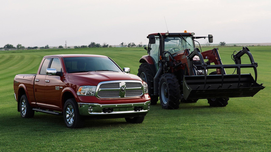 Ram Harvest Edition is built specifically for farmers