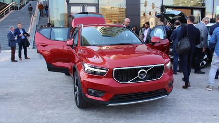 2018 Volvo XC40 resmen tanıtıldı!