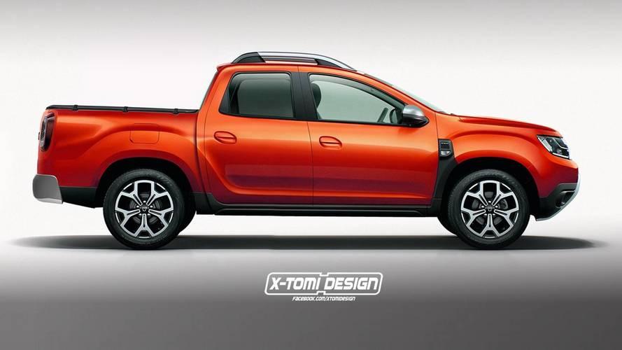 2018 Dacia Duster farklı versiyonlarla hayal edildi