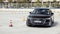 2019 Audi A8 dinamik dört tekerlekten yönlendirme