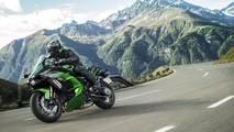 Kawasaki Supercharged Sport Tourer