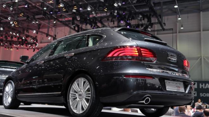 Qoros brings 3 Sedan, Cross Hybrid Concept and Estate Concept to Geneva