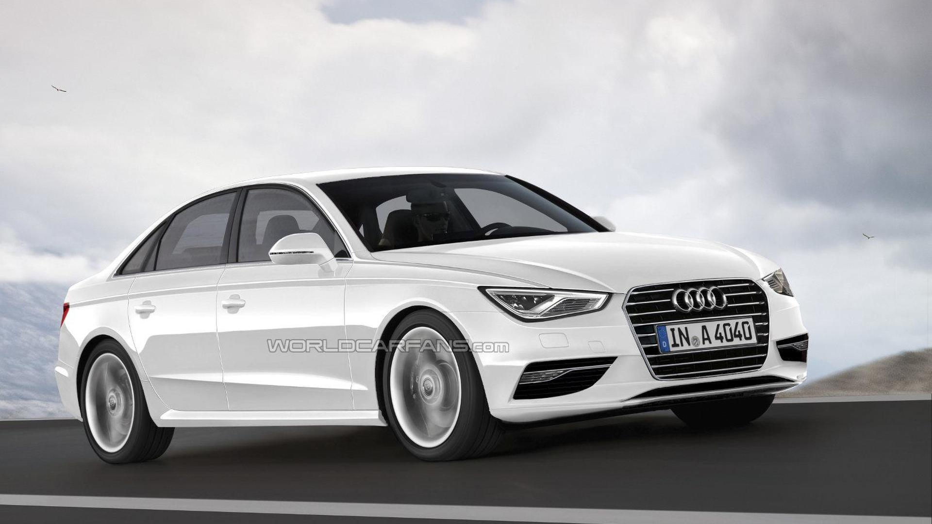 next gen audi a4 details emerge 2016 a4 vario to rival bmw 3 series gt report. Black Bedroom Furniture Sets. Home Design Ideas