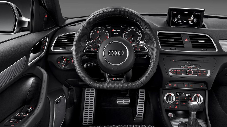 2014 Audi RS Q3 leaked [VIDEO ADDED]