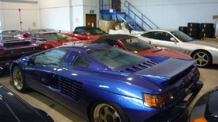 Cizeta-Moroder V16T up for sale in Prague