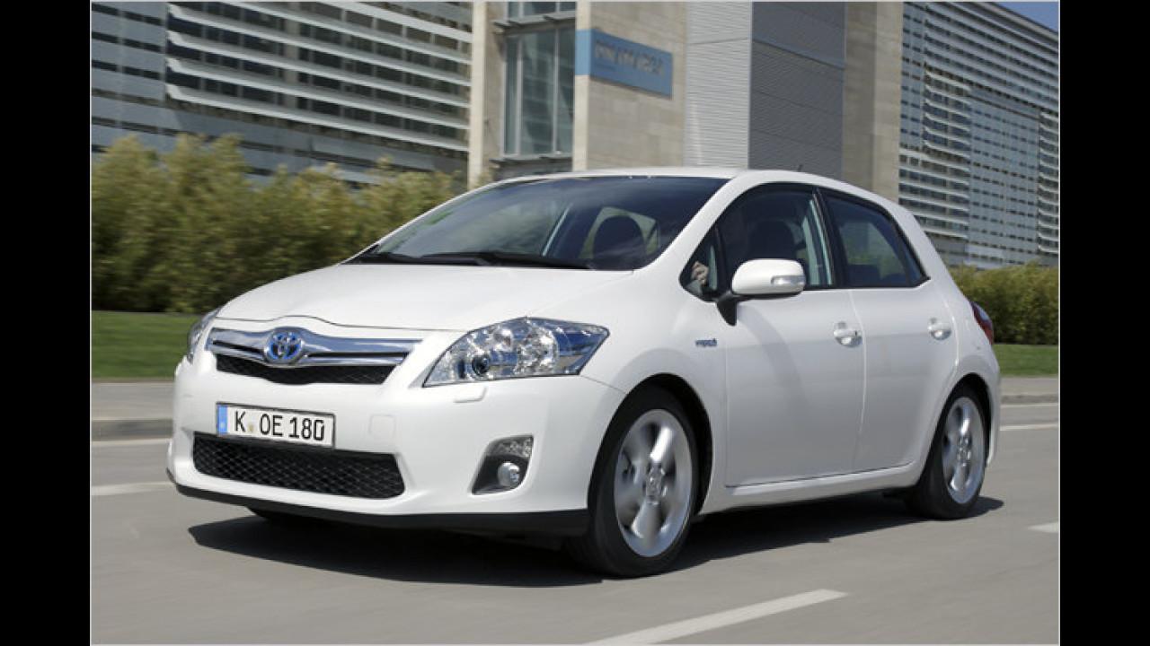 Kompaktwagen: Toyota Auris 1.8 Hybrid Life