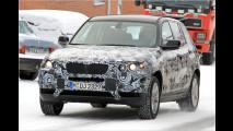 Erwischt: BMW X3