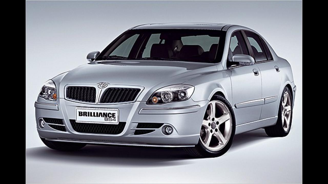 Brilliance BS4
