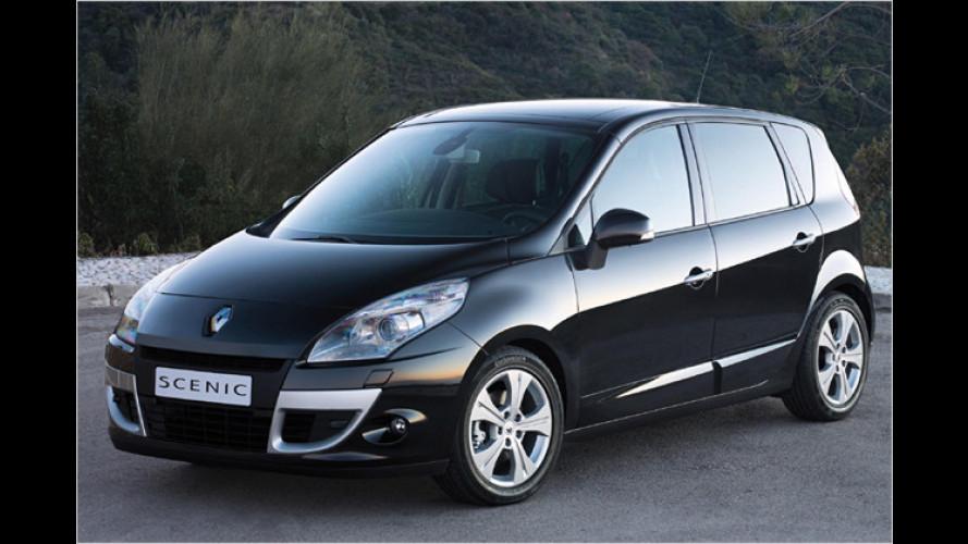 Neue Renault-Mégane-Modelle und überarbeiteter Clio
