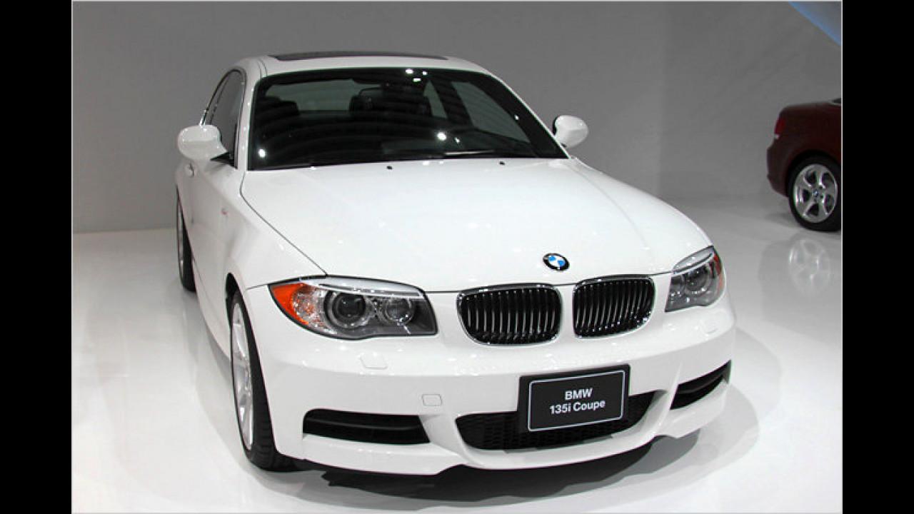 BMW 1er Coupé Facelift
