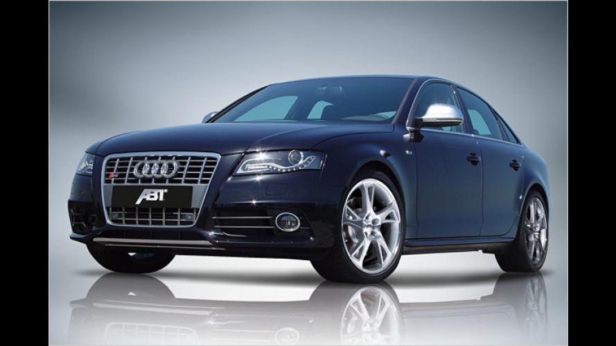 Neues aus dem Allgäu: Abt powert den Audi S4 auf 435 PS