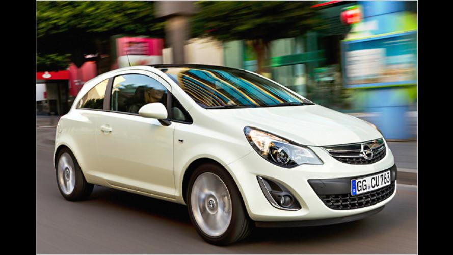 40 Prozent Spritkosten sparen: Neuer Opel Corsa 1.2 LPG