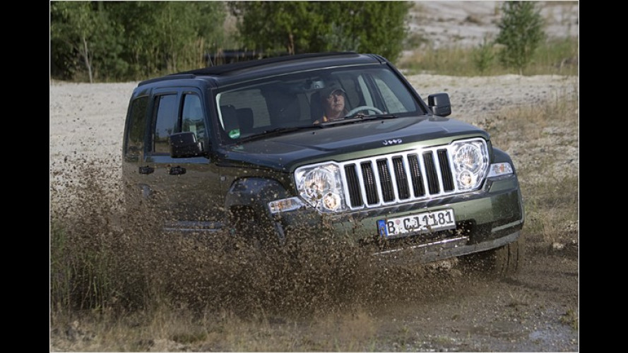 Jeep Cherokee: Neustart mit markantem Gesicht