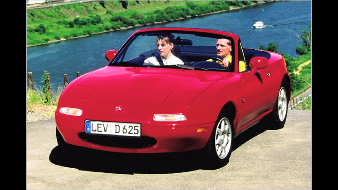 Mazda MX-5 (1989-1998)