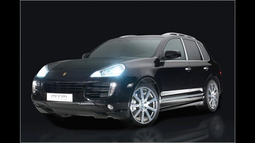 MTM: Mehr Leistung für den Porsche Cayenne Diesel