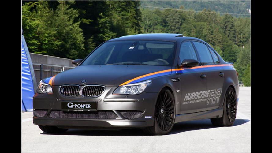 G-Power macht BMW M5 zur schnellsten Limousine der Welt
