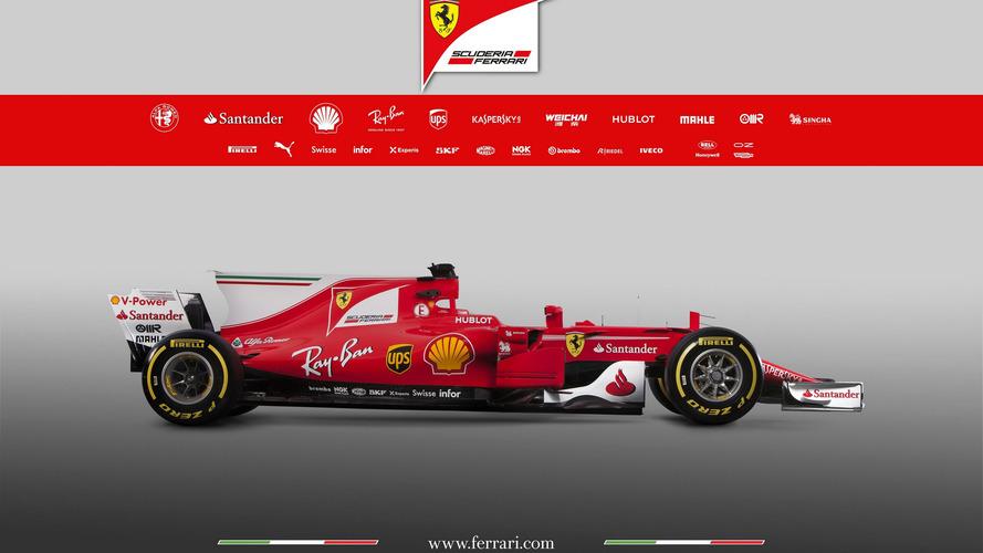 Ferrari presenta el SF70-H con el que espera volver a las victorias