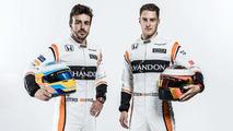 2017 - McLaren MCL32 F1