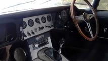 Jaguar E Type 1962 encontrado en granero