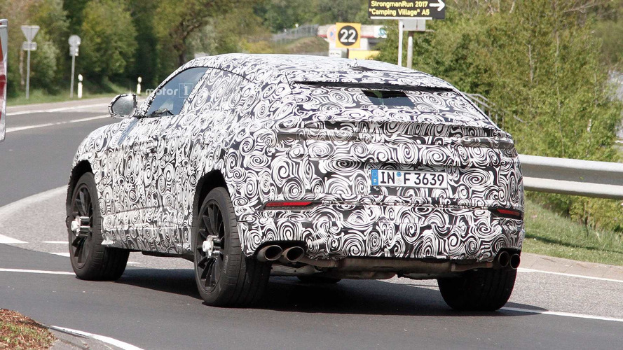 La fiche technique du Lamborghini Urus partiellement dévoilée