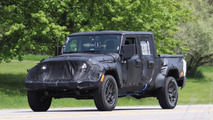 Flagra - Jeep Wrangler Picape