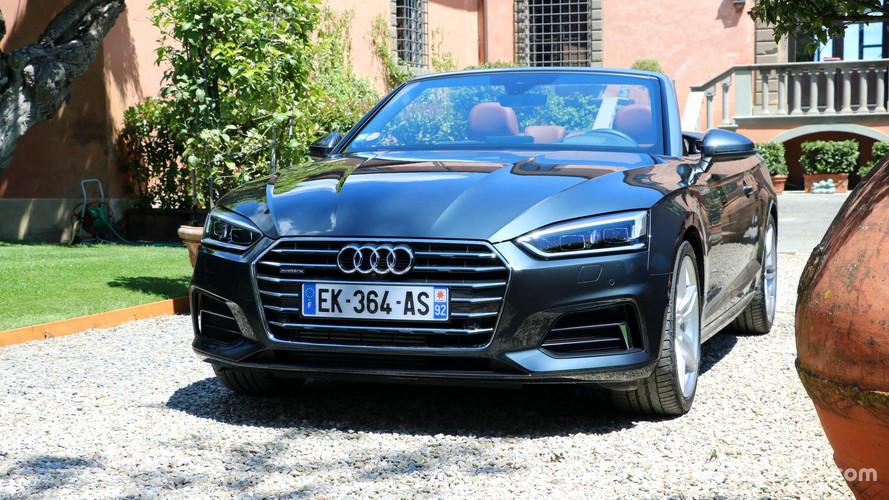 Essai Audi A5 Cabriolet (2017)